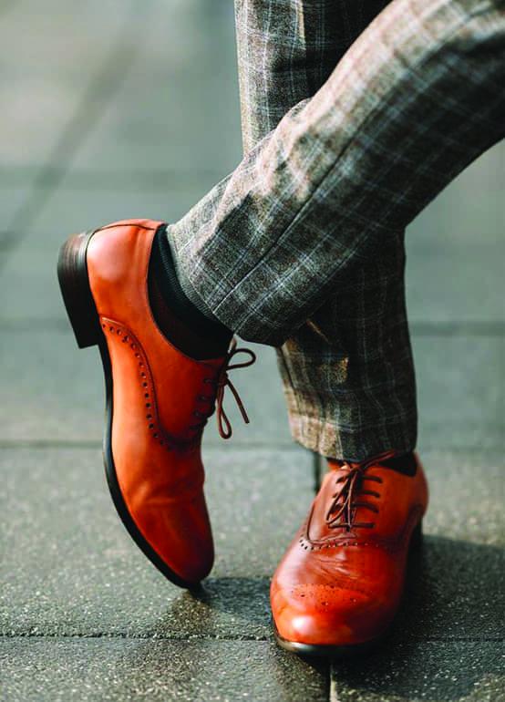 Bộ sưu tập giày 2018