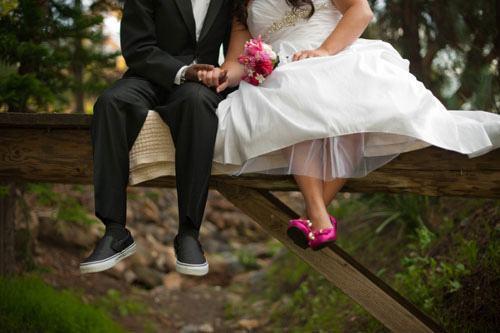 Chọn giày cưới chú rể thật phong cách
