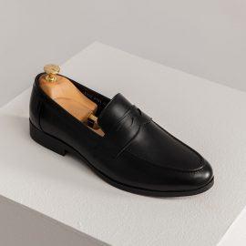 Giày lười nam quai ngang GNTA2151-D