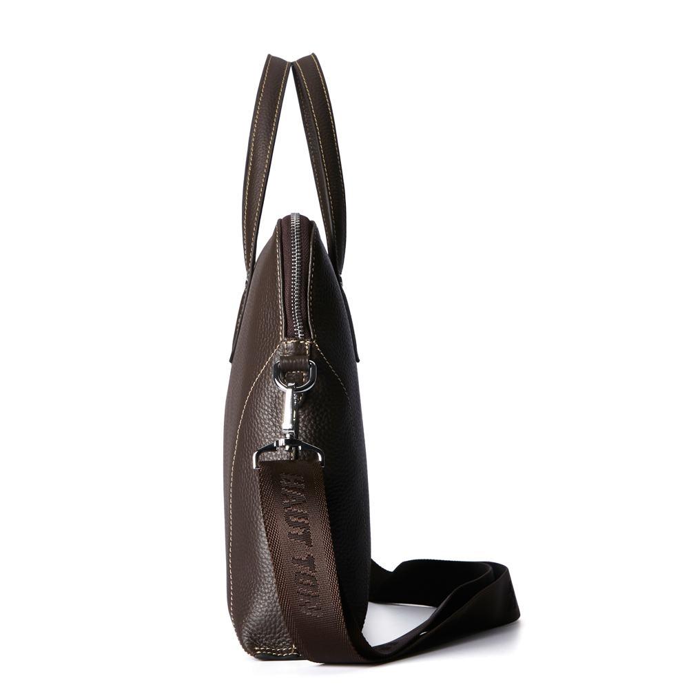 Túi xách da bò cao cấp DB269 nâu