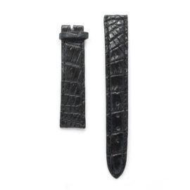 Dây da đồng hồ cá sấu DDH200-D2