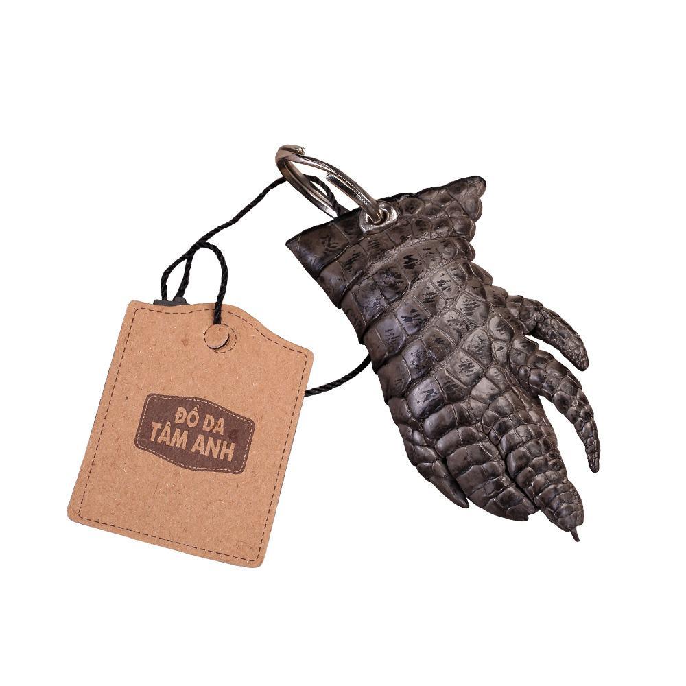 Móc khóa móng cá sấu hàng hiệu MKMONG-XAM