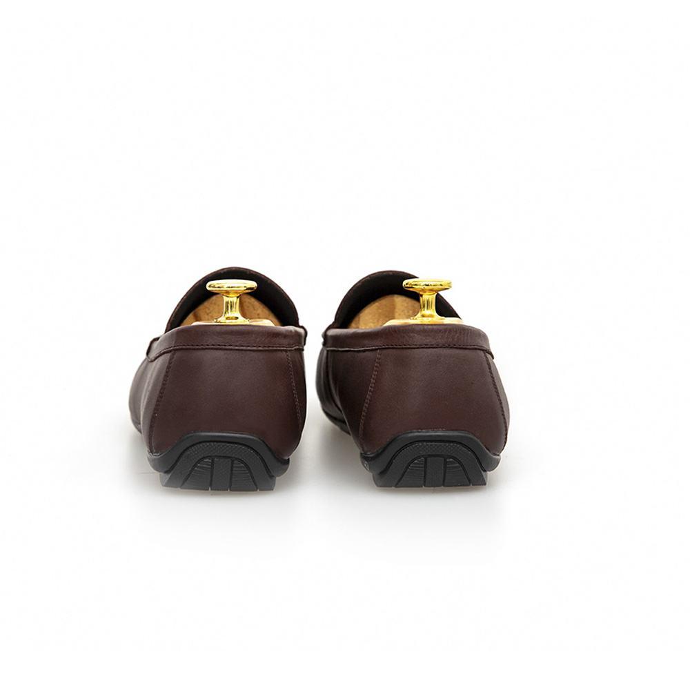 Giày lười nam Driving đế cao su GNTA2888-N