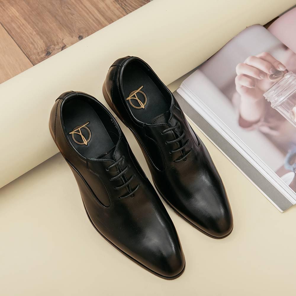 Giày da nam công sở GNTA1677-D