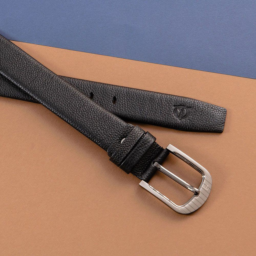 Thắt lưng nam mặt khóa xỏ kim D310T-15