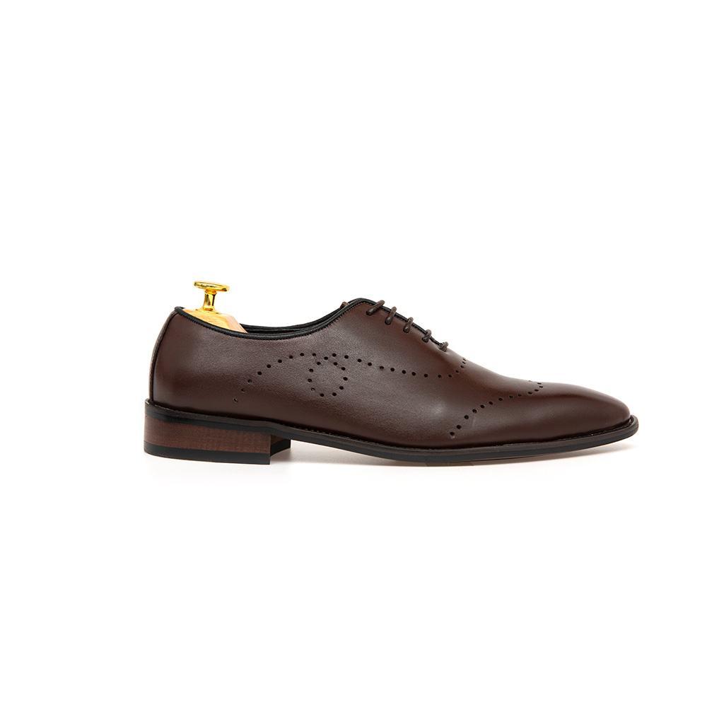 Giày da nam công sở da bò thật GNTA8101-N