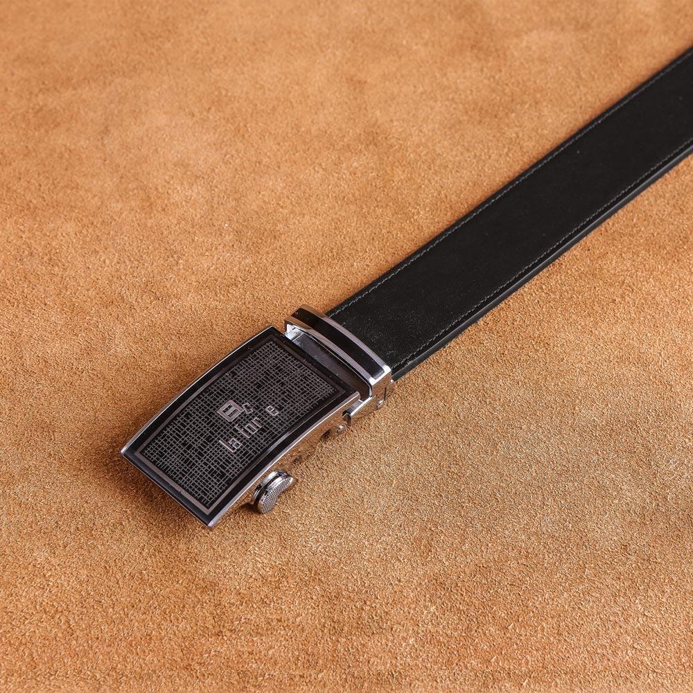 Dây thắt lưng nam da bò D590-1299-6B