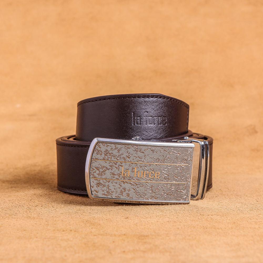 Dây thắt lưng nam mặt khóa trượt D590-528-05B