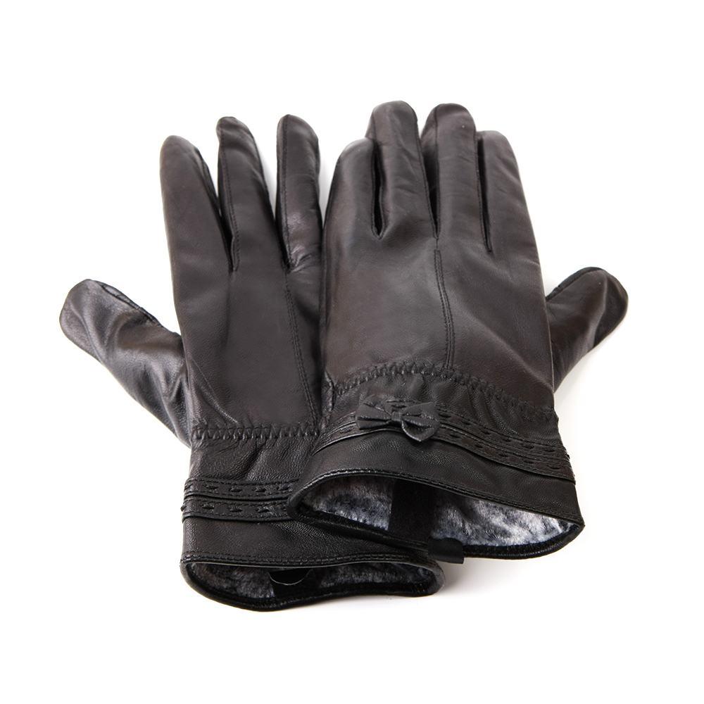 Găng tay da nữ cảm ứng GTCU320-505-L-D