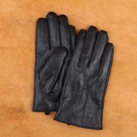 Găng tay cảm ứng da cừu nguyên miếng GTLACUNA-06-D