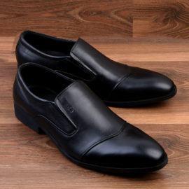 Giày lười nam da bò cao cấp GNTA8628-D