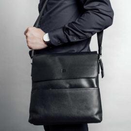 Túi đựng ipad da bò cao cấp TLA1284-2-D
