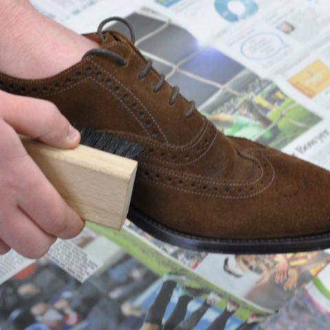 Đánh bay những nỗi ám ảnh khi sử dụng giày lười namda lộn