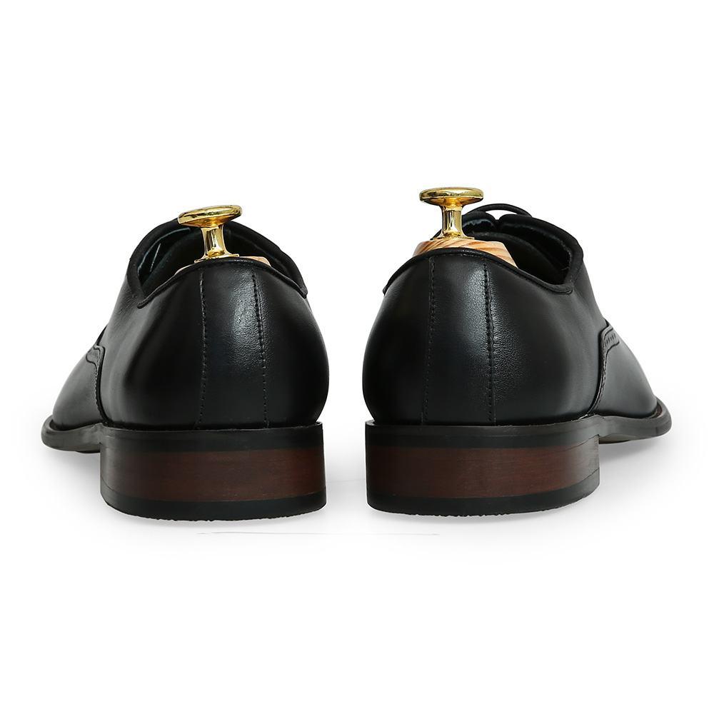 Giày tây nam da thật GNTA8806-D đen