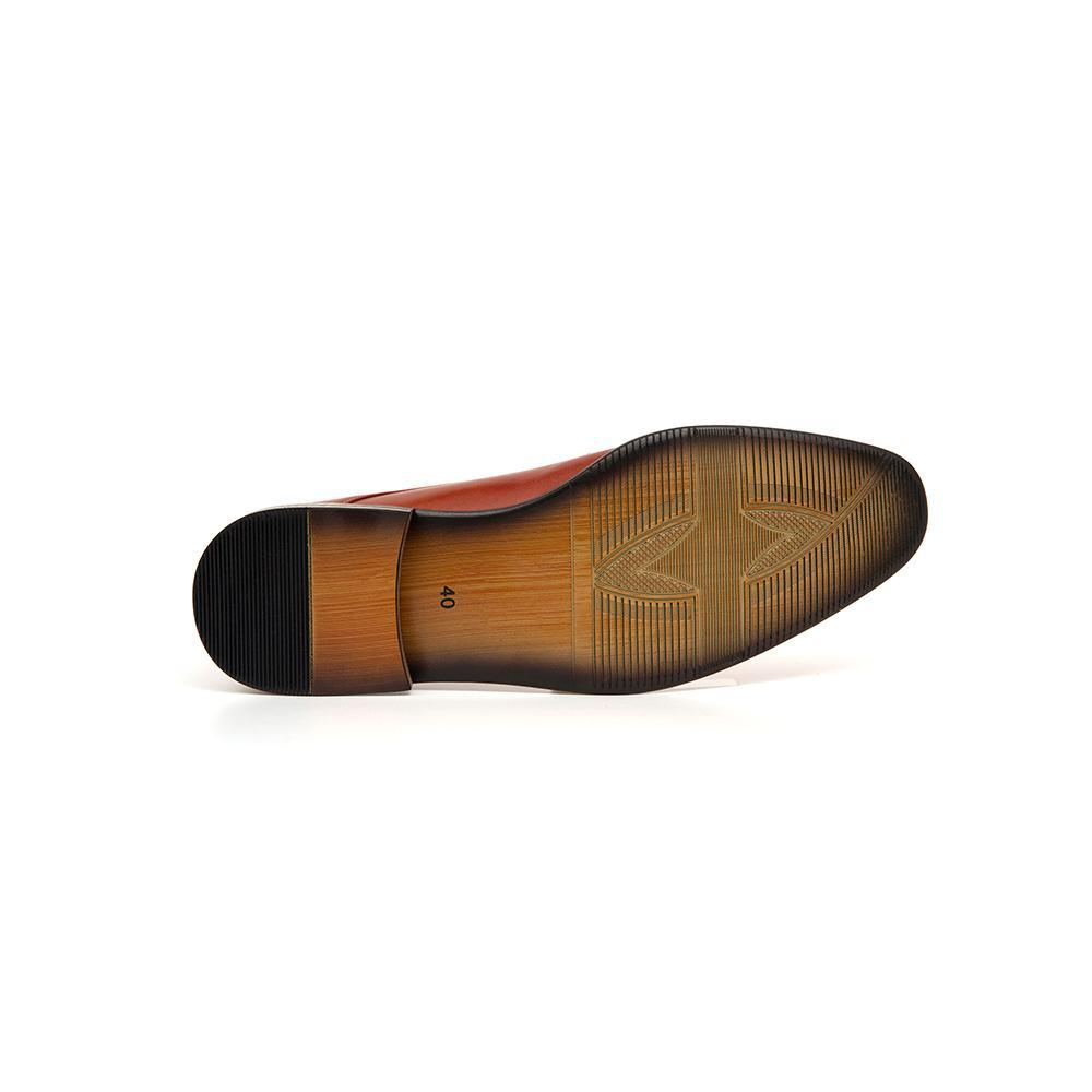 Giày da nam công sở GNTA1909-N