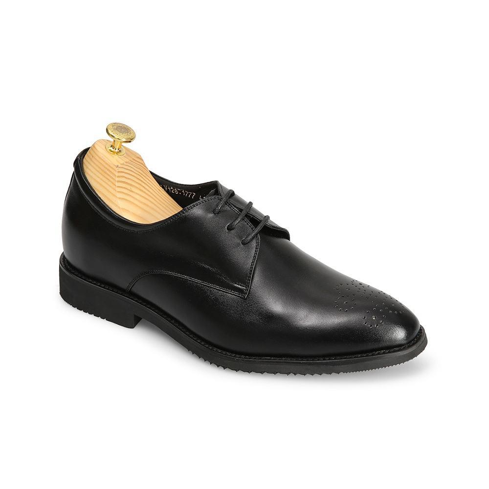 Giày nam công sở tăng chiều cao GCTATC1777-D