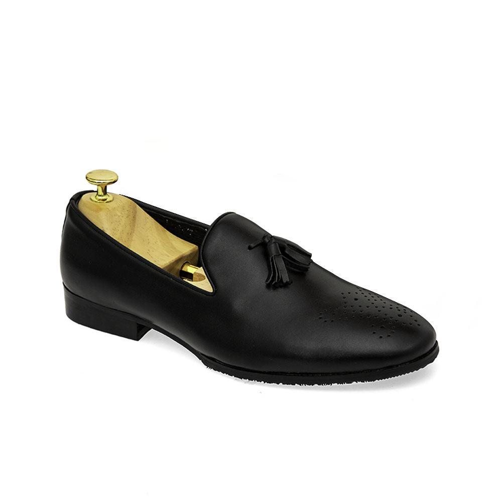 Giày lười nam gắn quả chuông GNTA0279-D