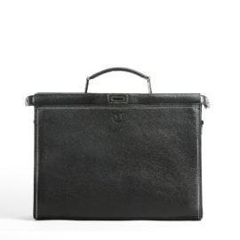 Túi da nam xách tay công sở DB411-D