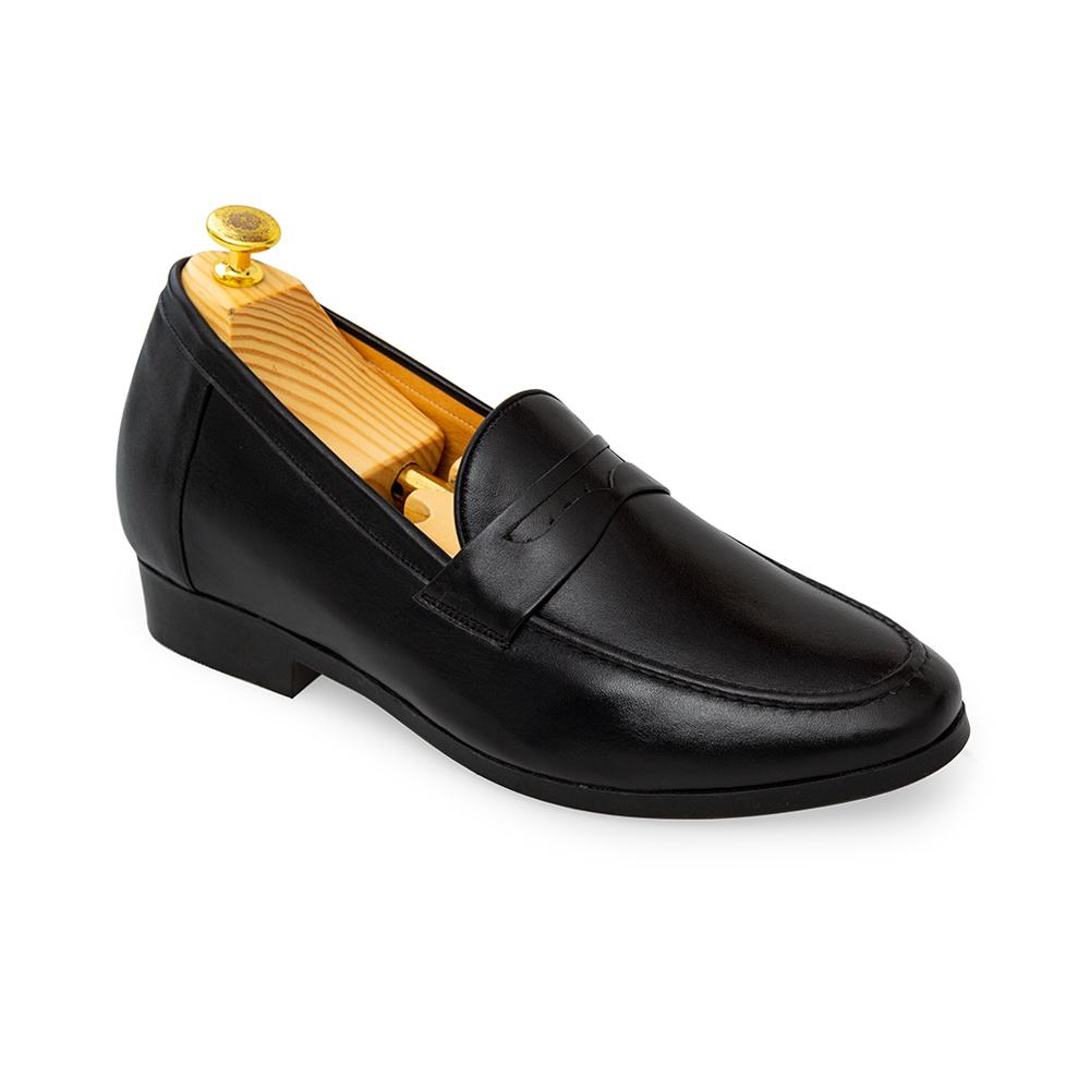 Giày da nam Penny Loafer đế cao GNTA0185-D