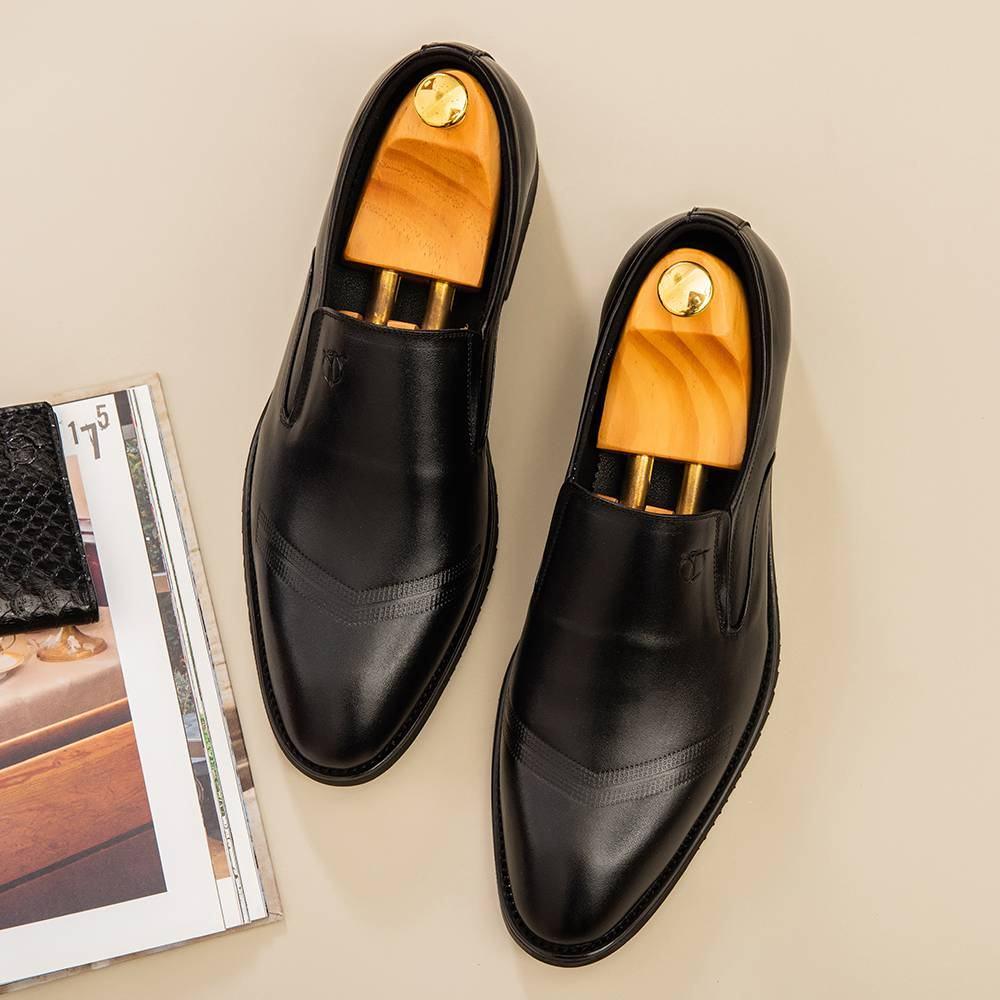 Giày lười nam dáng basic GNTA5578-D