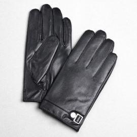 Găng tay cảm ứng nữ da cừu GTLACUNA-04-D