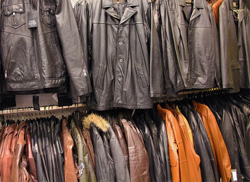 Giá bán áo khoắc da hàng thùng