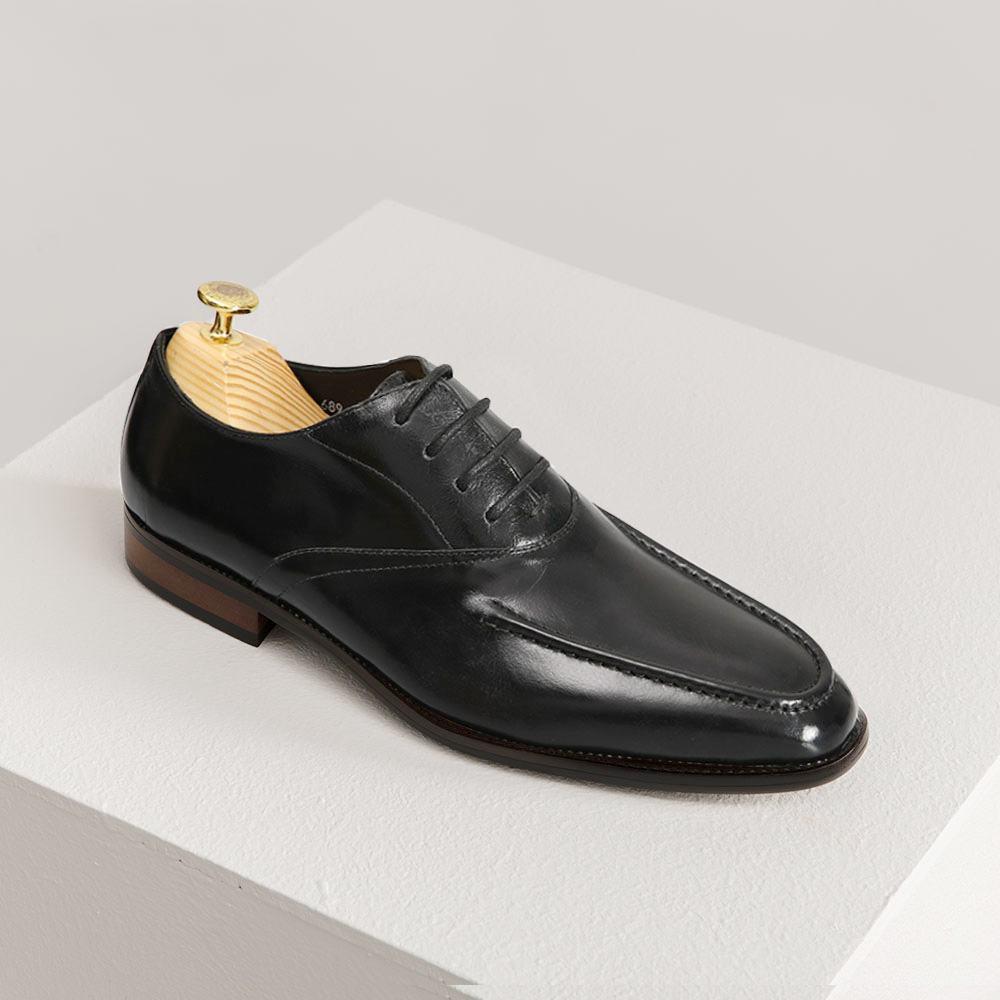 Giày da nam dáng Oxford GNTA689-3-D