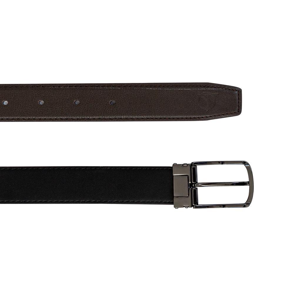 Dây lưng da khóa xỏ kim lịch lãm D480-22011802