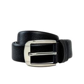 Thắt lưng da bò xịn khóa xỏ kim D310-180903