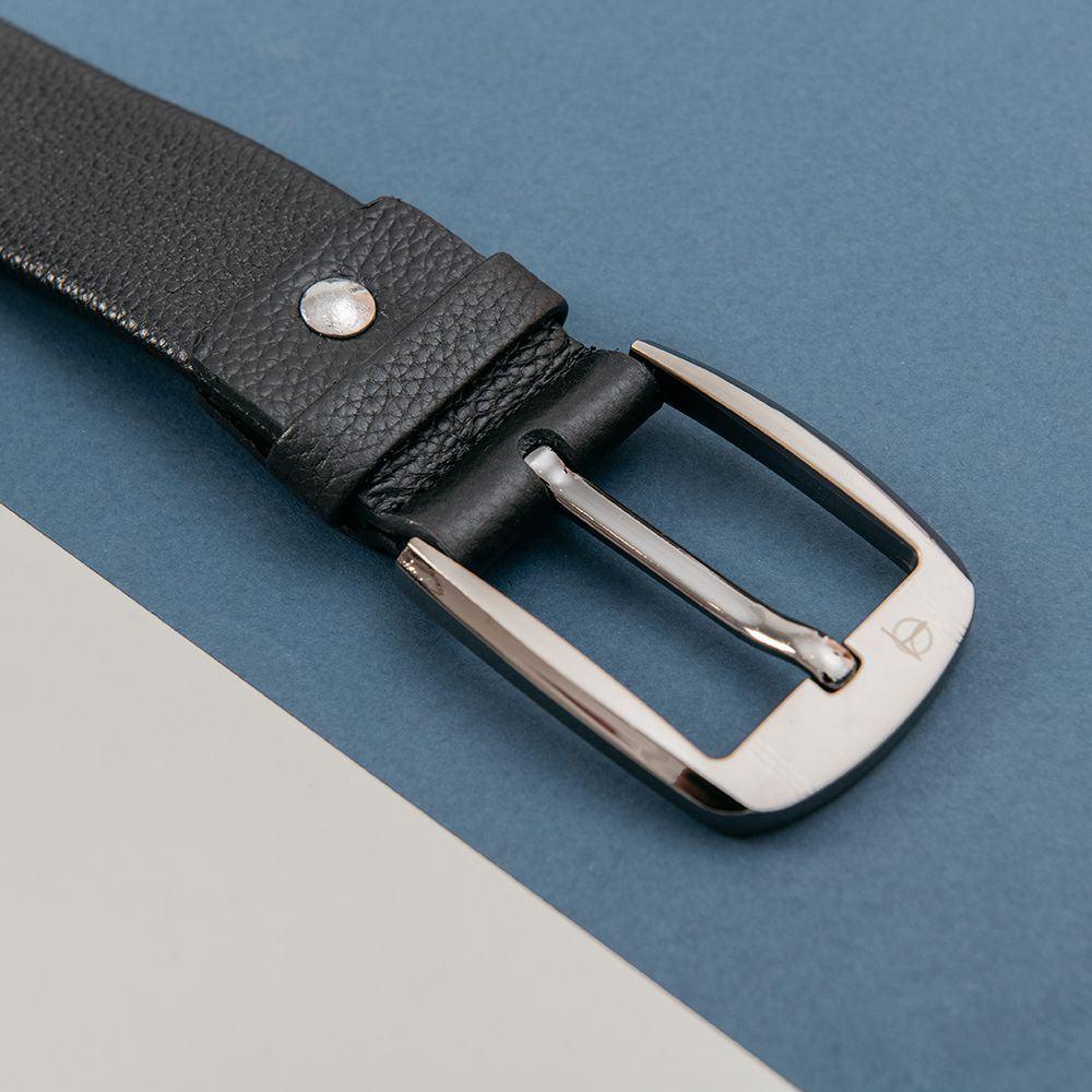 Thắt lưng da bò khóa xỏ kim D310-180903