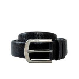 Thắt lưng nam mặt vân khóa xỏ kim D310-180910