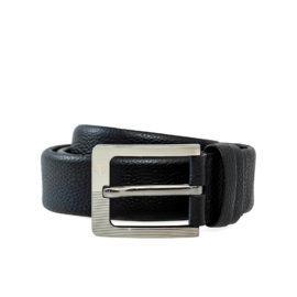 Thắt lưng nam da bò khóa kim mặt vuông thời trang D310-180901