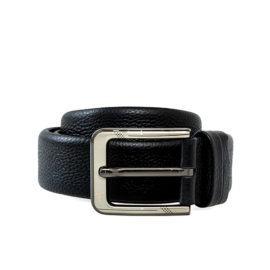 Thắt lưng nam da bò mặt khóa xỏ kim D310-180907