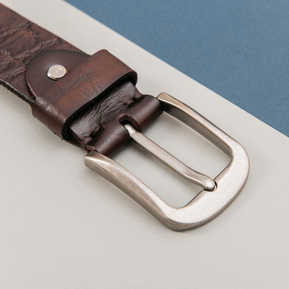 Thắt lưng quần bò dập vân DJ687-CF
