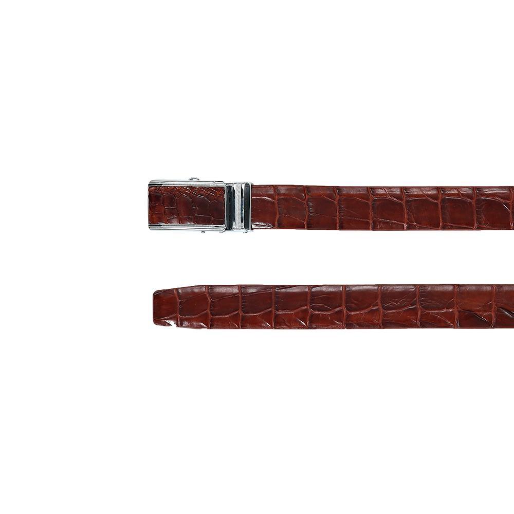 Thắt lưng nam da cá sấu DTA1150-02B-B-ND
