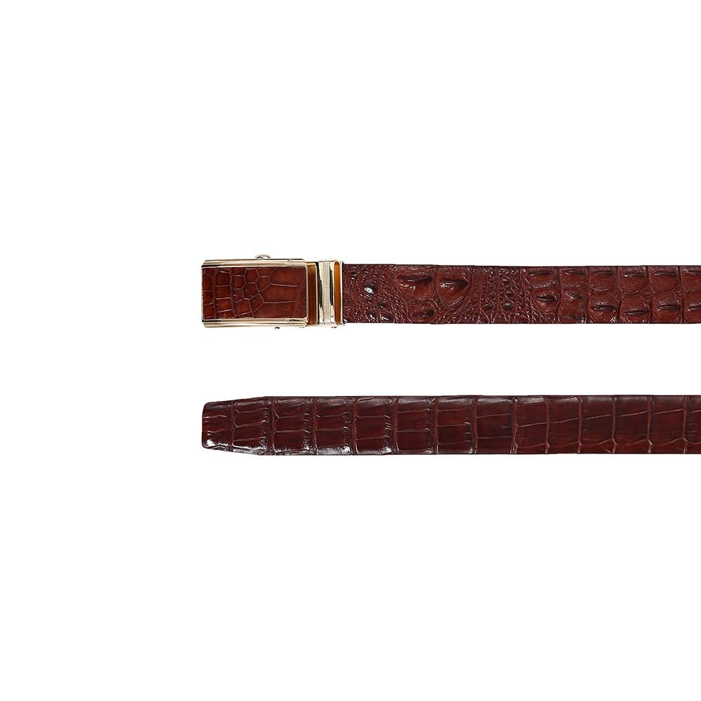 Thắt lưng cá sấu DTA1150-02V-L-ND