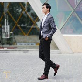 Bí quyết lựa chọn đôi giày nam phù hợp vóc dáng