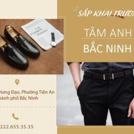 Đồ da Tâm Anh tưng bừng khai trương showroom Bắc Ninh