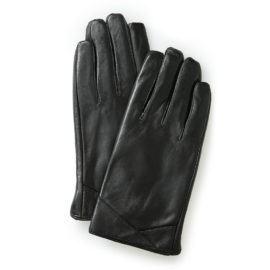 Găng tay da thật cho nam GTTACUNA-02-D