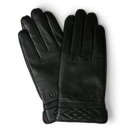 Găng tay nam da thật 100% GTTACUNA-10-D