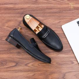 Phối đồ với giày tăng chiều cao cực chuẩn theo cách này