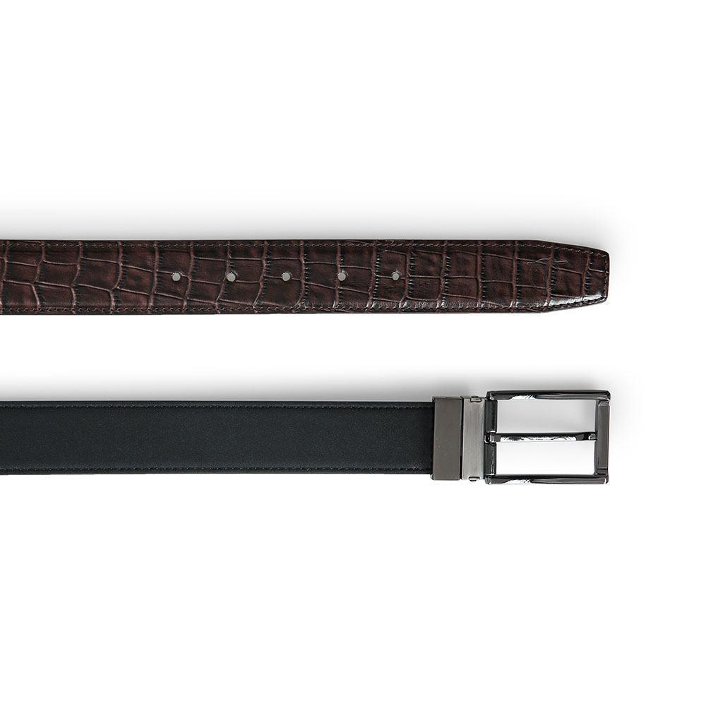 Thắt lưng nam mặt khóa xỏ kim D480-3182D