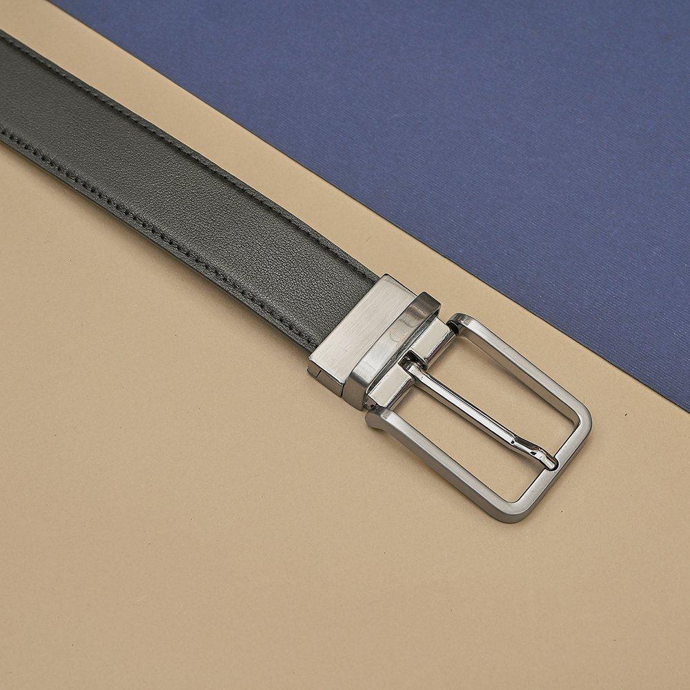 Thắt lưng nam mặt khóa xỏ kim D480-11906D