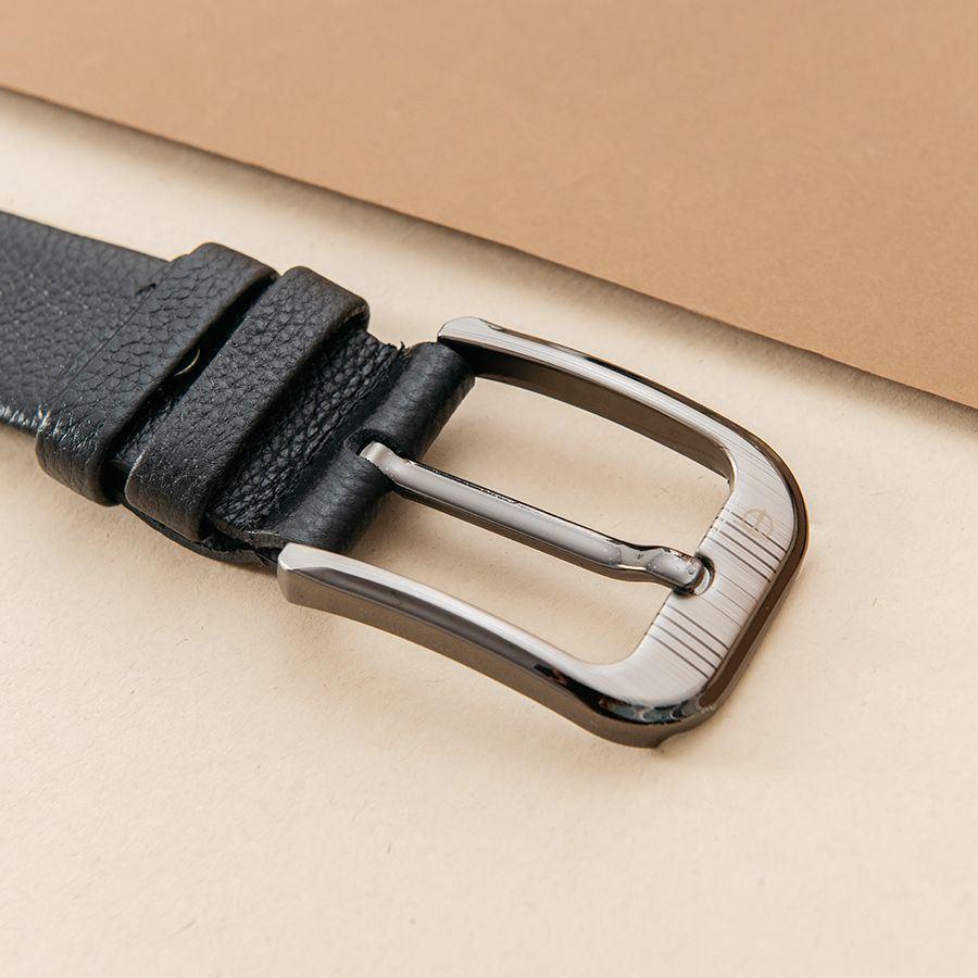 Dây lưng nam mặt khóa xỏ kim D310-181208