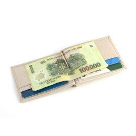 Làm thế nào để vệ sinh ví kẹp tiền nam