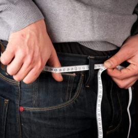 Cách chọn size thắt lưng nam vừa bụng mà không đeo thử