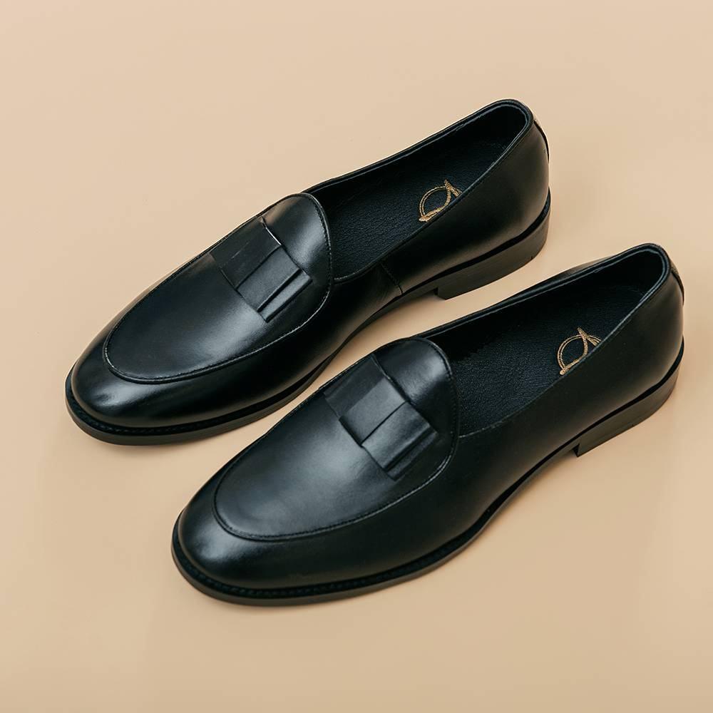 Giày da nam kiểu dáng cách điệu GNTA189-D