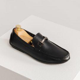 Giày lười nam dáng Moccasin GNTA53.6-D