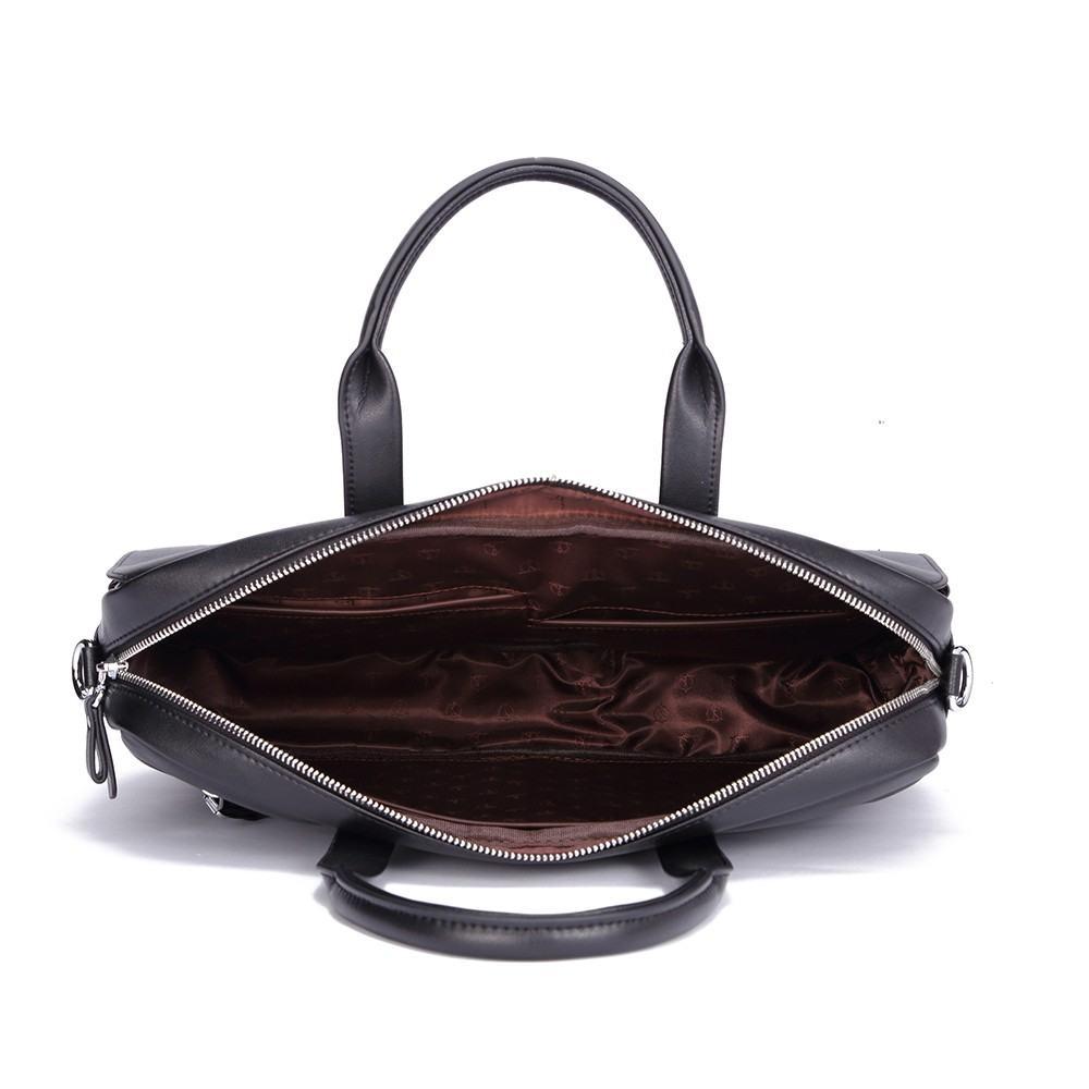Túi nam dáng Briefcase công sở TTA918310100-D