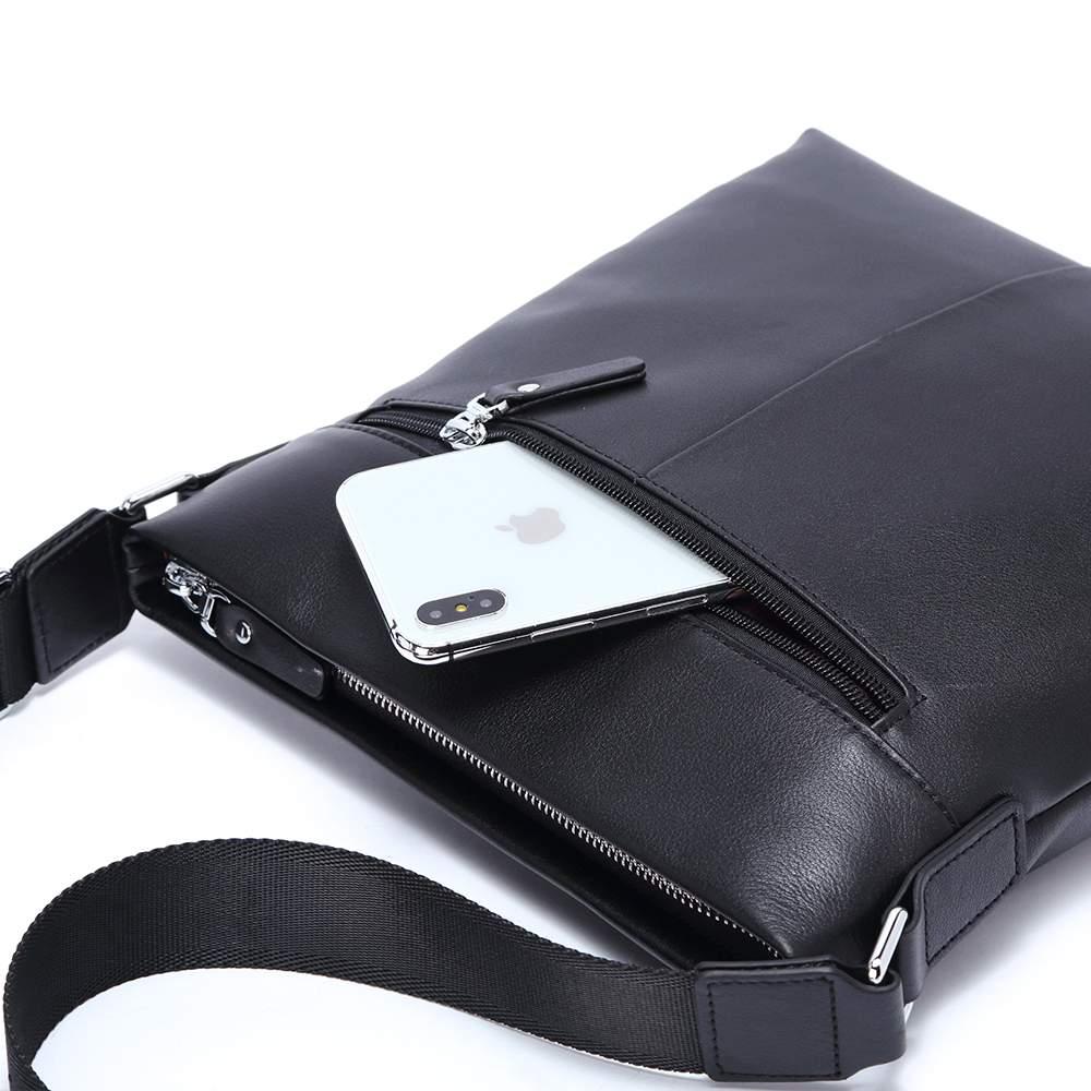 Túi nam đeo chéo basic TTA917404121-D